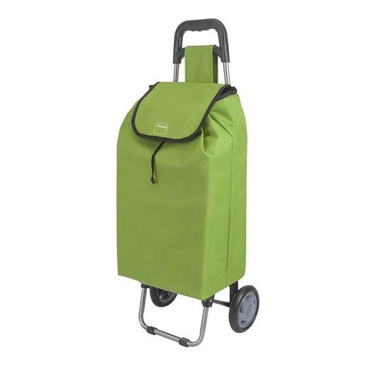 Boodschappentrolley DAPHNE 40 liter groen