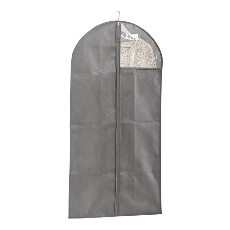 Zeller Present Kledinghoes grijs met kijkvenster 60 x 120