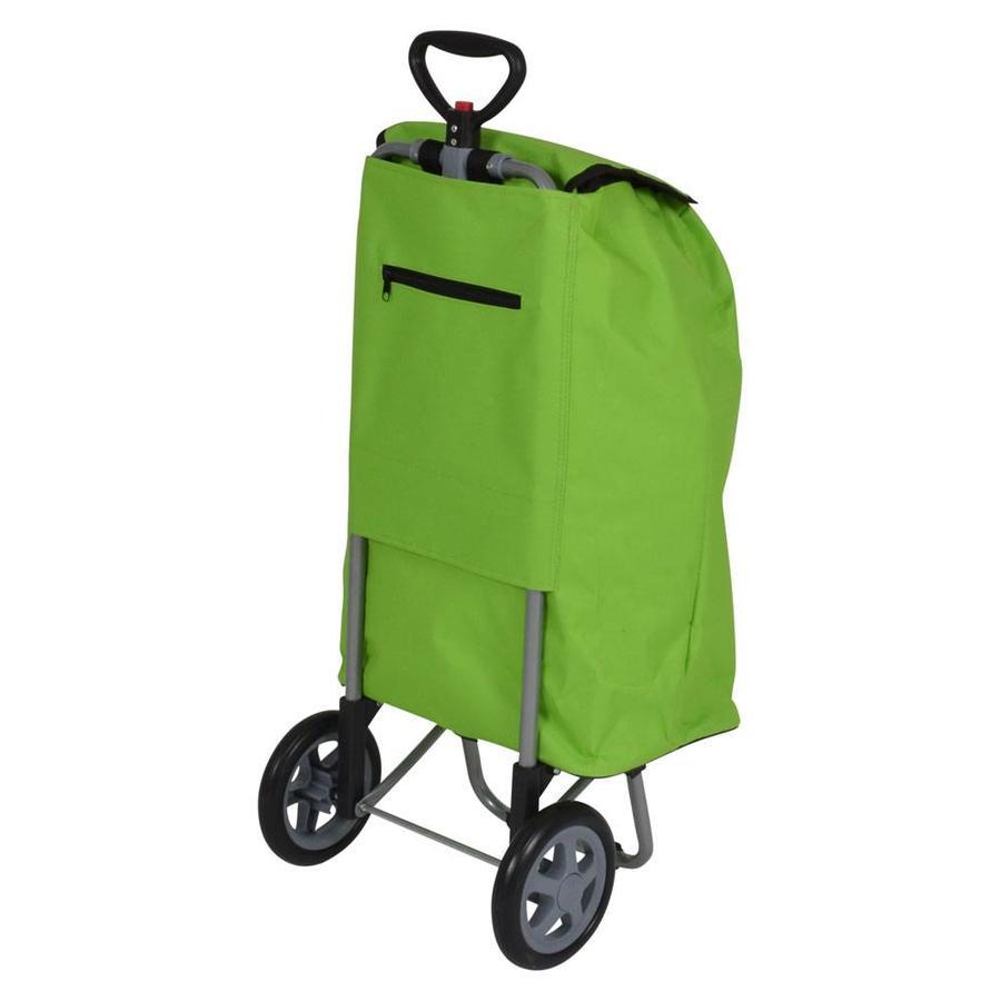 Metaltex | Tomado Boodschappentrolley TULIP 35 liter groen