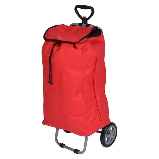Boodschappentrolley TULIP 35 liter rood