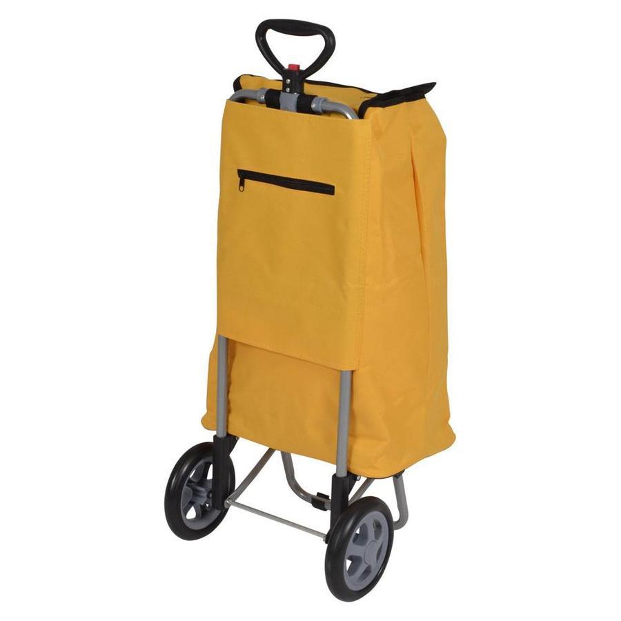 Metaltex | Tomado Boodschappentrolley TULIP 35 liter oranje