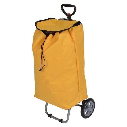 Boodschappentrolley TULIP 35 liter oranje