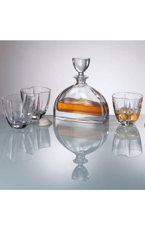 Crystalite Whisky set Nemo 7 delig