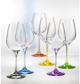 Crystalex Wijnglazen 350ml