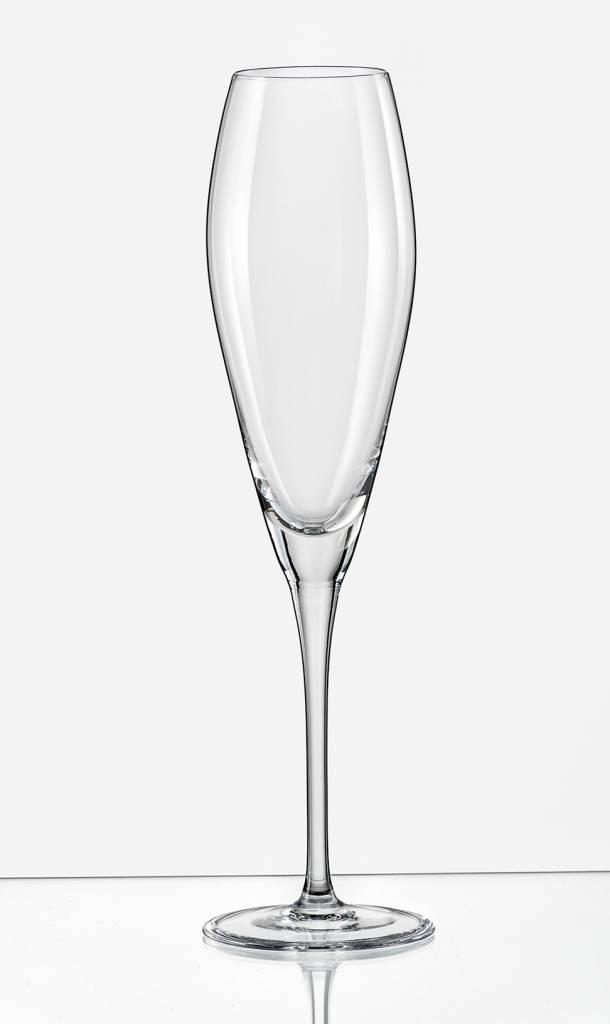 Crystalex Bravo champagneglazen  220ml