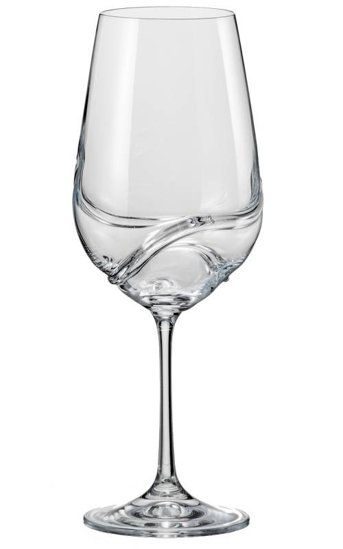 Crystalex Wijnglazen Turbulence 550ml