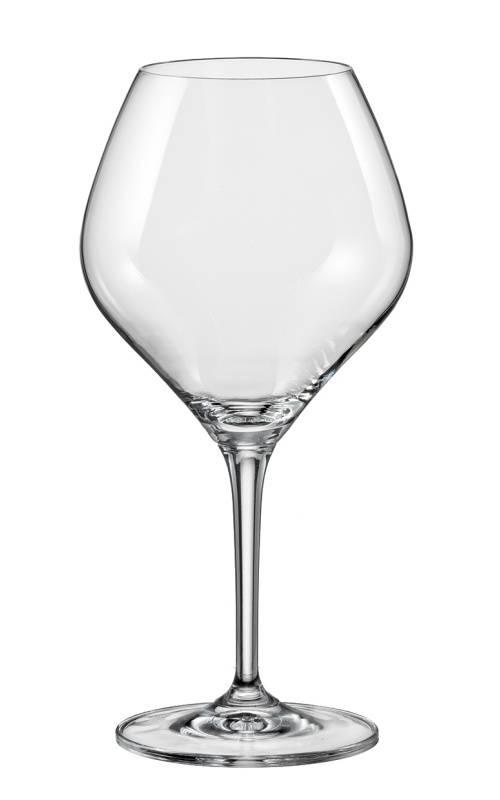 Crystalex Wijnglazen Amorosso  350ml