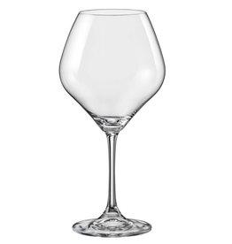 Crystalex Amorosso wijnglazen 450ml