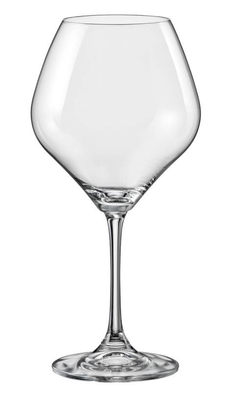 Crystalex Wijnglazen Amorosso 450ml