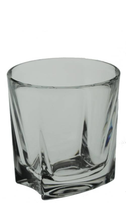 Bohemia Whiskyglazen Kathrene 280ml
