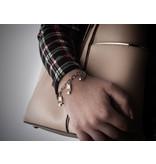 Glencairn armband met 7  hangertjes