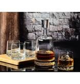 Krosno Fjord whisky set 3 delig