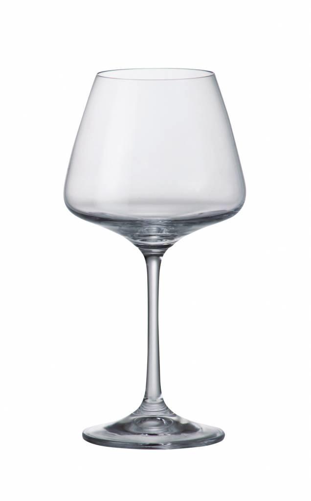 Crystalex Wijnglazen Naomi 350ml