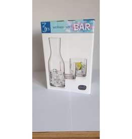 Crystalex Bar Wellness water set 1+2