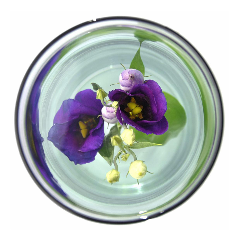Esschert design Verzonken bloemvaas 30cm hoog