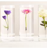 Esschert design Verzonken bloemenvaas XXL 70cm hoog