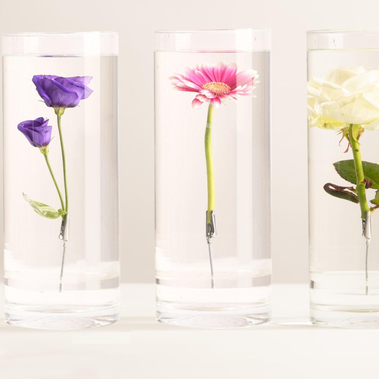 Esschert design Verzonken bloemen vaas  XXL 70cm hoog