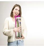 Esschert design Verzonkenbloemvaas  XL 50cm hoog