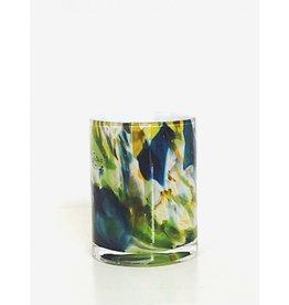 Fidrio Vaas Cilinder Colori h.13 d.10 cm