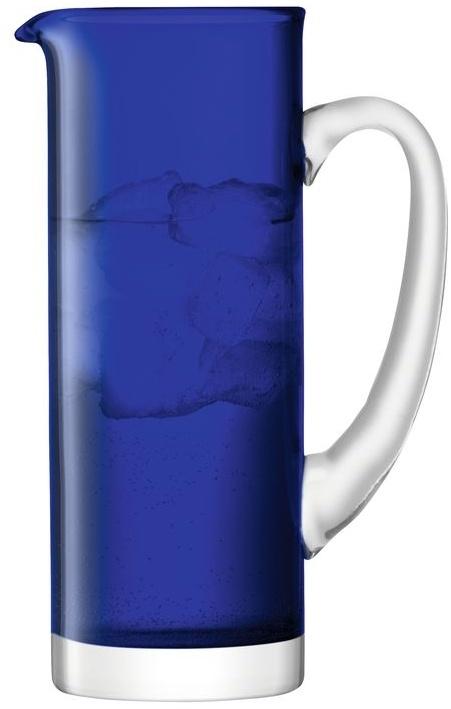L.S.A. Karaf Asher Basis 1,5l Blauw