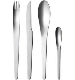 Georg Jensen Arne Jacobsen Bestekset Mat 24-delig