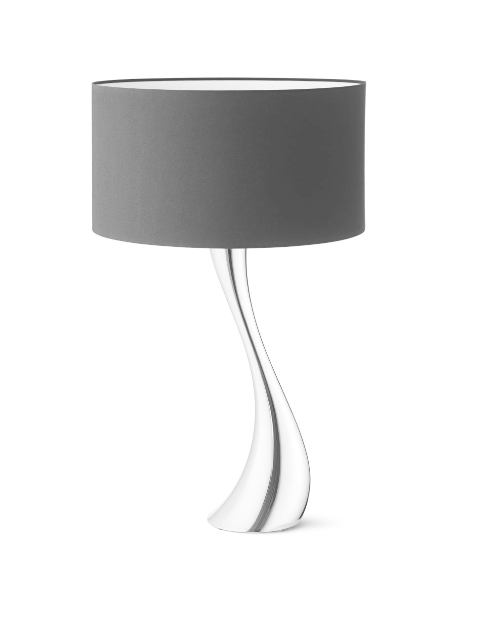 Georg Jensen Cobra Lamp met Kap Medium Zwart