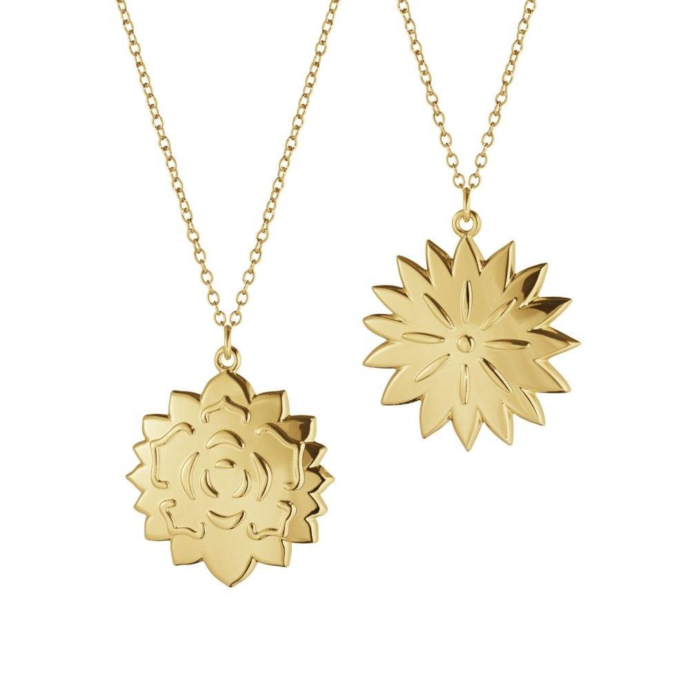 Georg Jensen Kerst 2020 Ornament Ijs Dianthus en Ijs Rozet