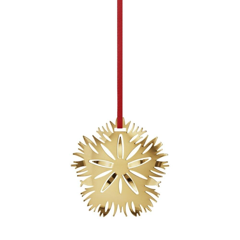 Georg Jensen Kerst 2020 Holiday Ornament Ijs Dianthus