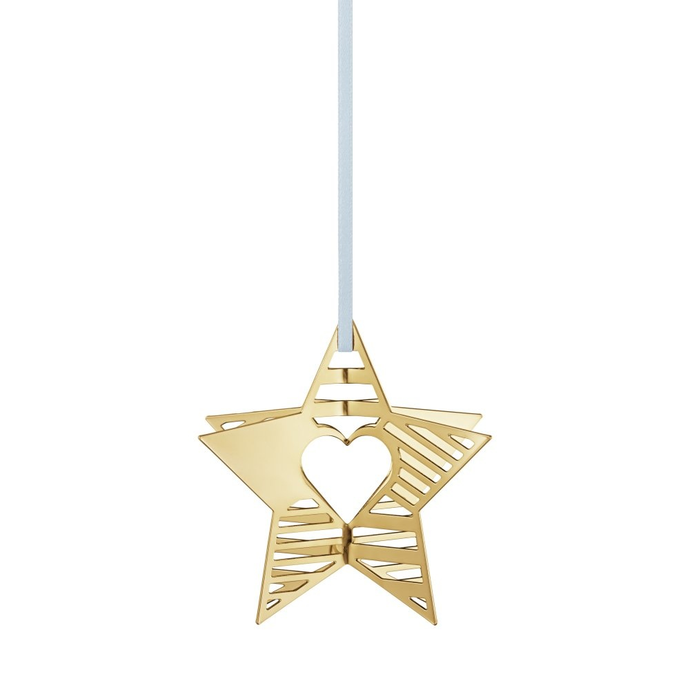 Georg Jensen Kerst 2019 Holiday Ornament Ster