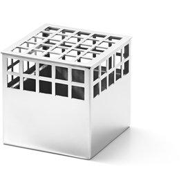 Georg Jensen Matrix Vaas Cube Small