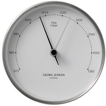 Georg Jensen Henning Koppel Barometer Ø 10 cm