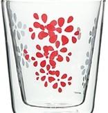 Zak!Designs Lily Dubbelwandige Koffie Beker 200 ml