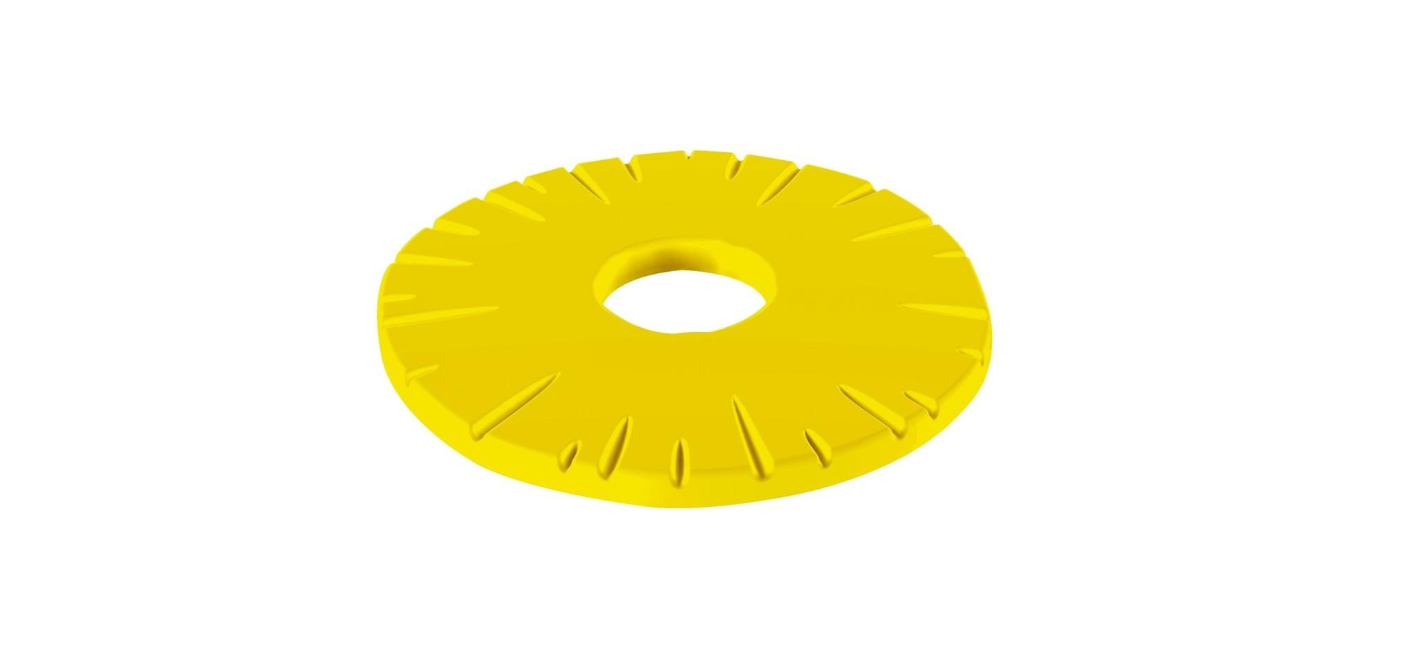 Zak!Designs Onderzetter Ananas Ø 15 cm