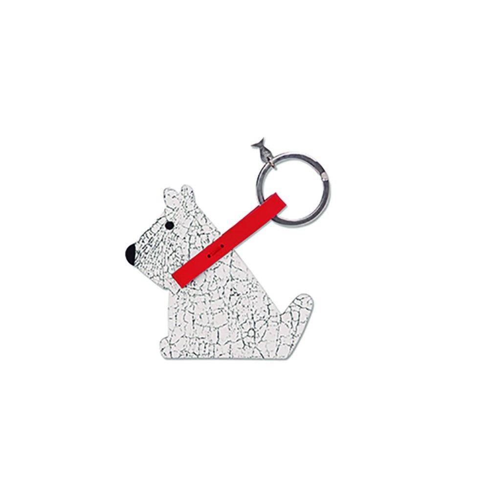Vacavaliente Paola Navone Sleutelhanger Hond