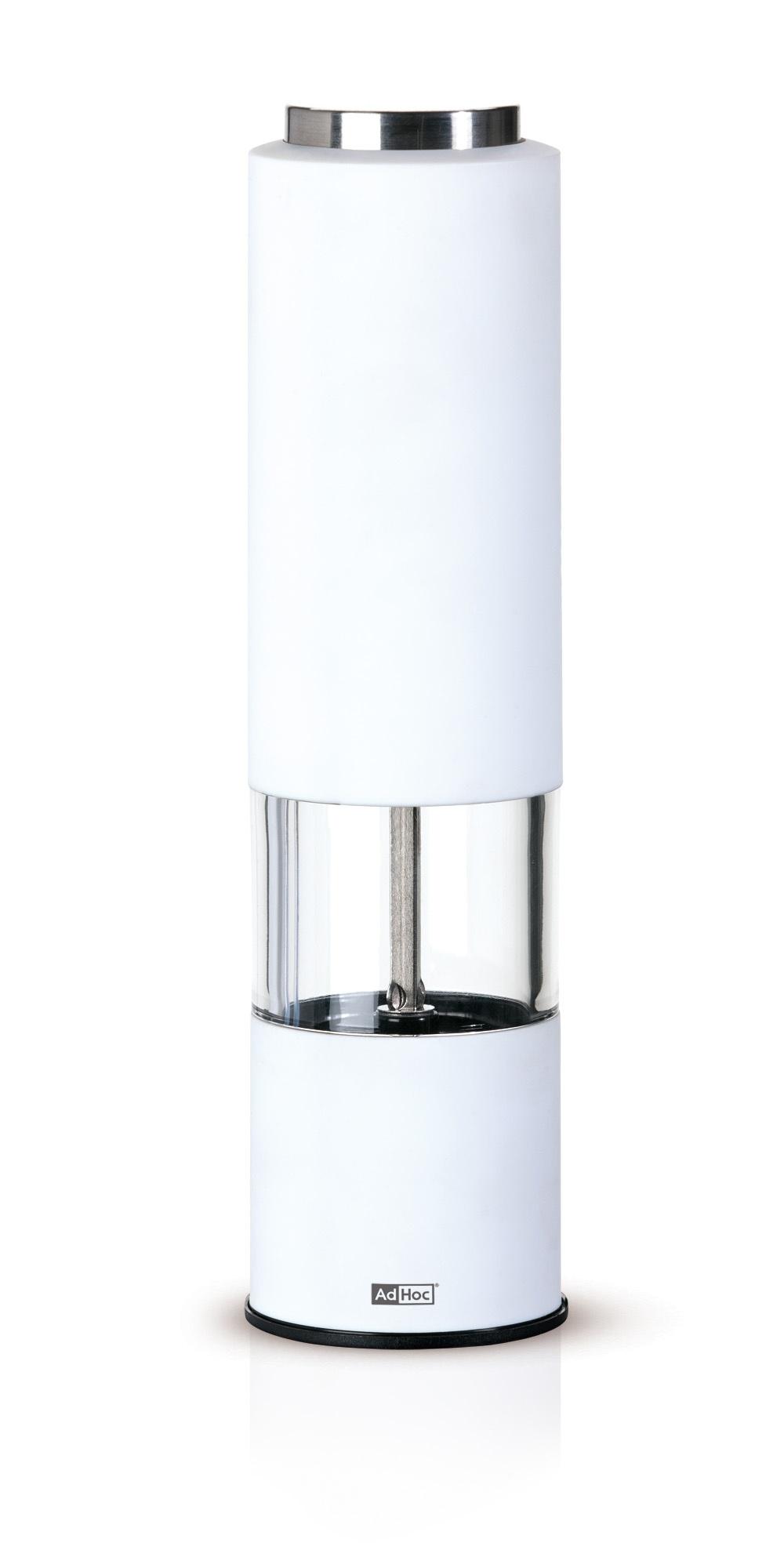 Adhoc Tropica Peper- of Zoutmolen Elektrisch met LED Verlichting