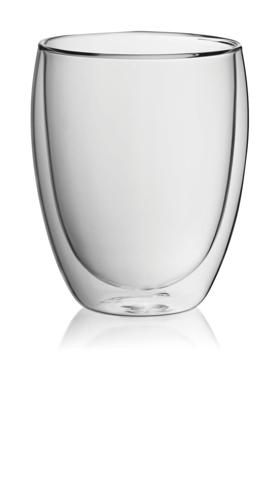 Kela Keuken Glas Latte Macchiato Set van 2 Stuks Cortona