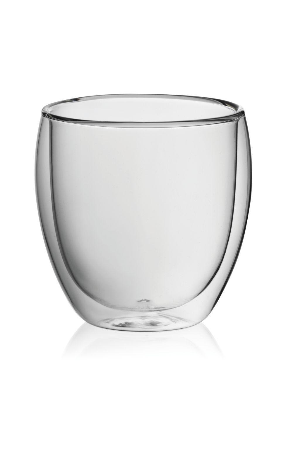 Kela Keuken Glas Cappuccino Set van 2 Stuks Cortona