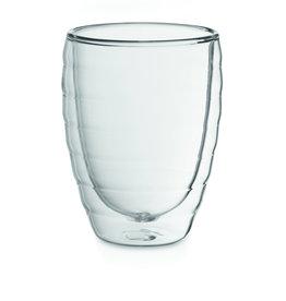 Kela Keuken Cesena Latte Macchiatto Glas Set van 2 Stuks 300 ml