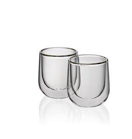 Kela Keuken Fontana Espresso Glas 60 ml Set van 2 Stuks