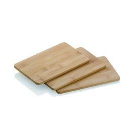 Kela Keuken Katana Snijplank Set van 3 Stuks