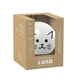 Lund Skittle Drinkfles Dop Kat
