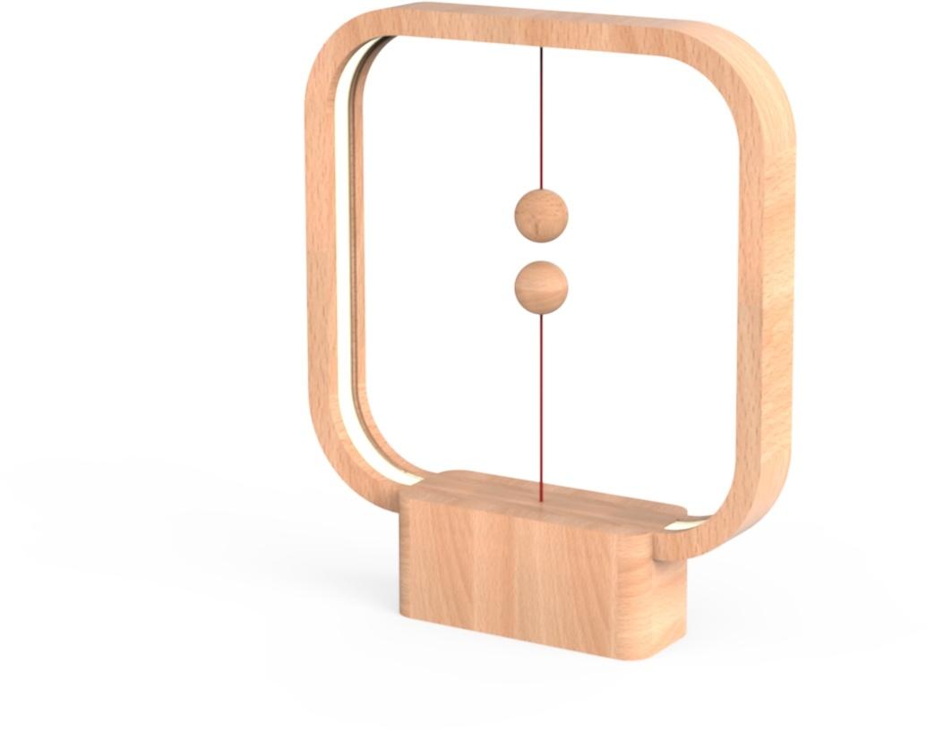 Allocacoc DesignNest Heng Balance Lamp Square USB