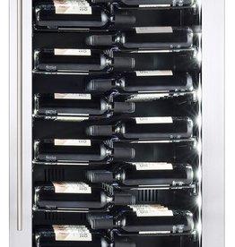 Temptech Copenhagen Wijnkoelkast met 1 Zone voor 143 Flessen