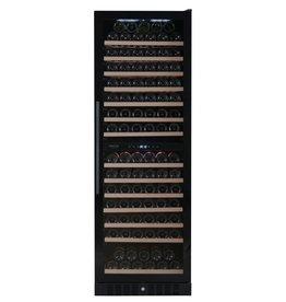 Temptech Prestige Wijnkoelkast met 2 Zones voor 166 Flessen
