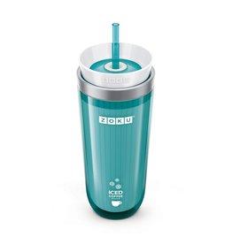 Zoku Ice Coffee Maker met Rietje 325 ml