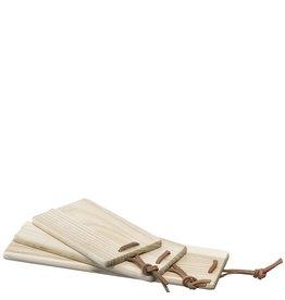 L.S.A. Borough Trio Planken Set