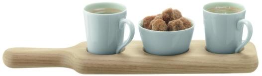 L.S.A. Paddle Espresso Dup Set van 3 Stuks