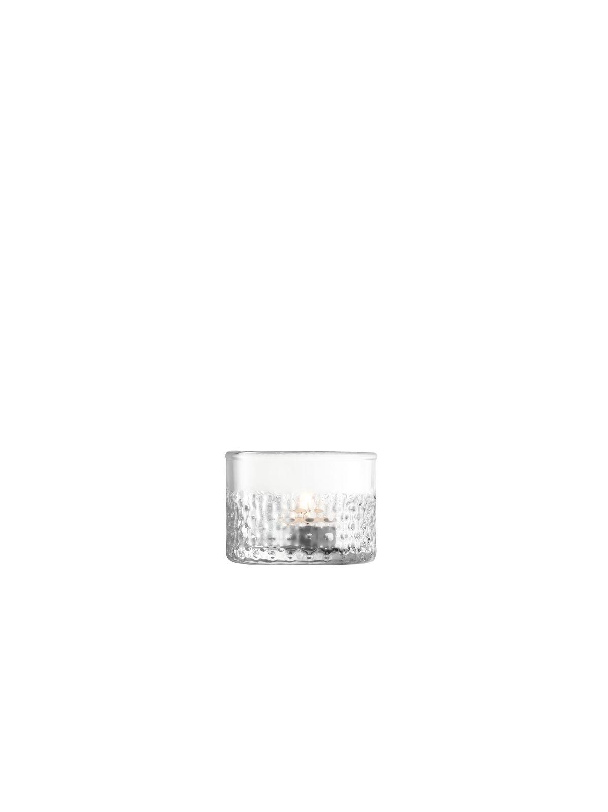 L.S.A. Wicker Theelicht Houder 6.5 cm