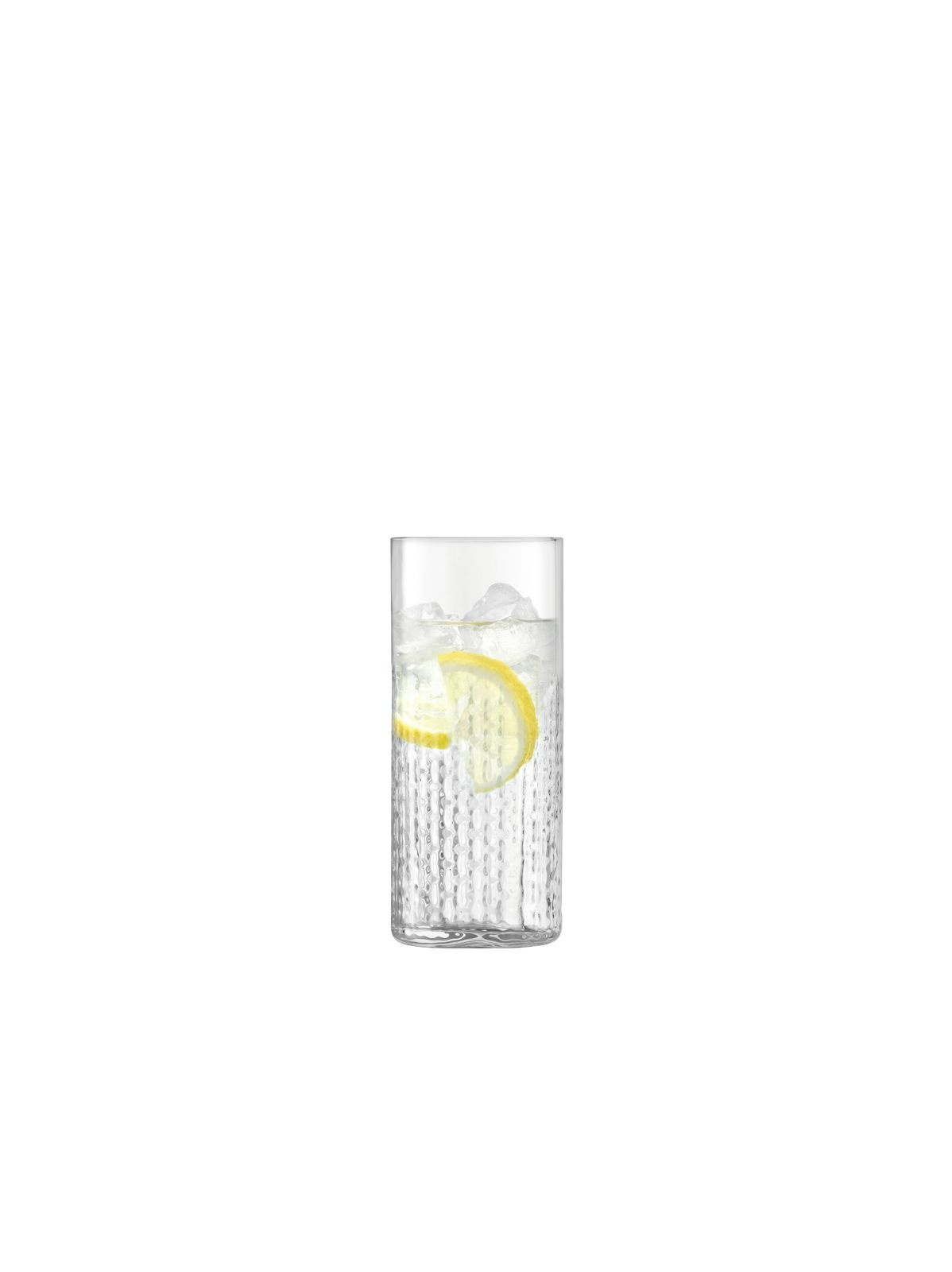 L.S.A. Wicker Glas Highball 400 ml Set van 2 Stuks