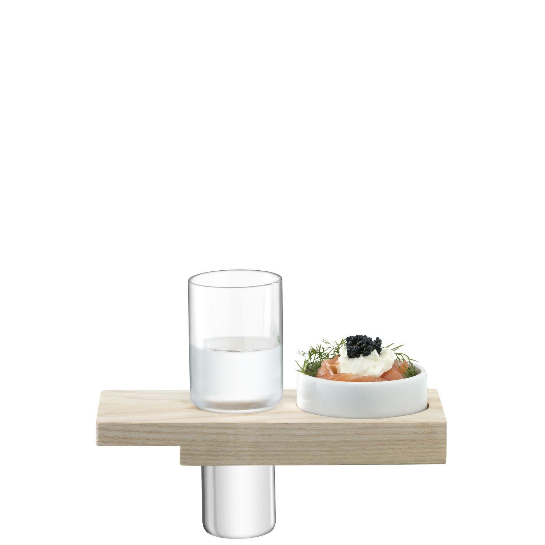 L.S.A. Vodka Solo Set 16.5 cm